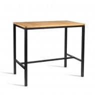 ICE High Table - ZA.102CT - Robinia Wood